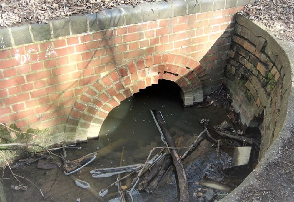 Neglected Culverts Can Potentially Cause Major Floods