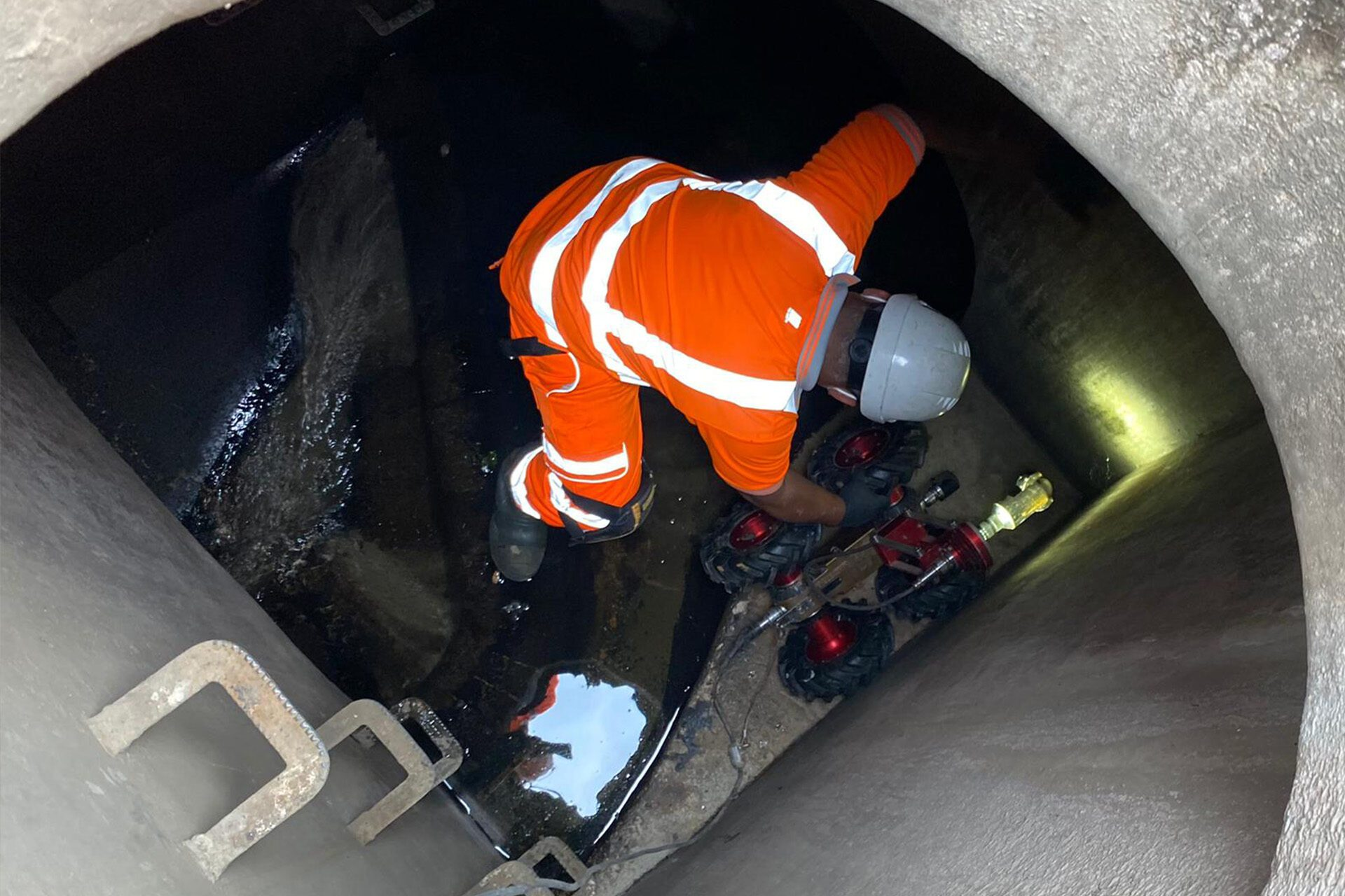 The Importance of a CCTV Pipeline Survey