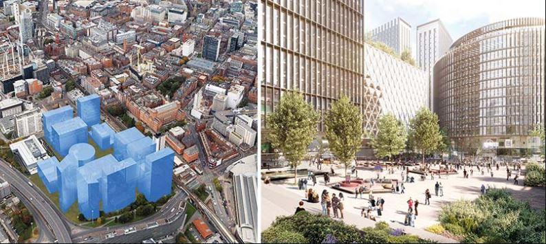 Manchester £1.5bn Innovation District Developer Partner Search Commences