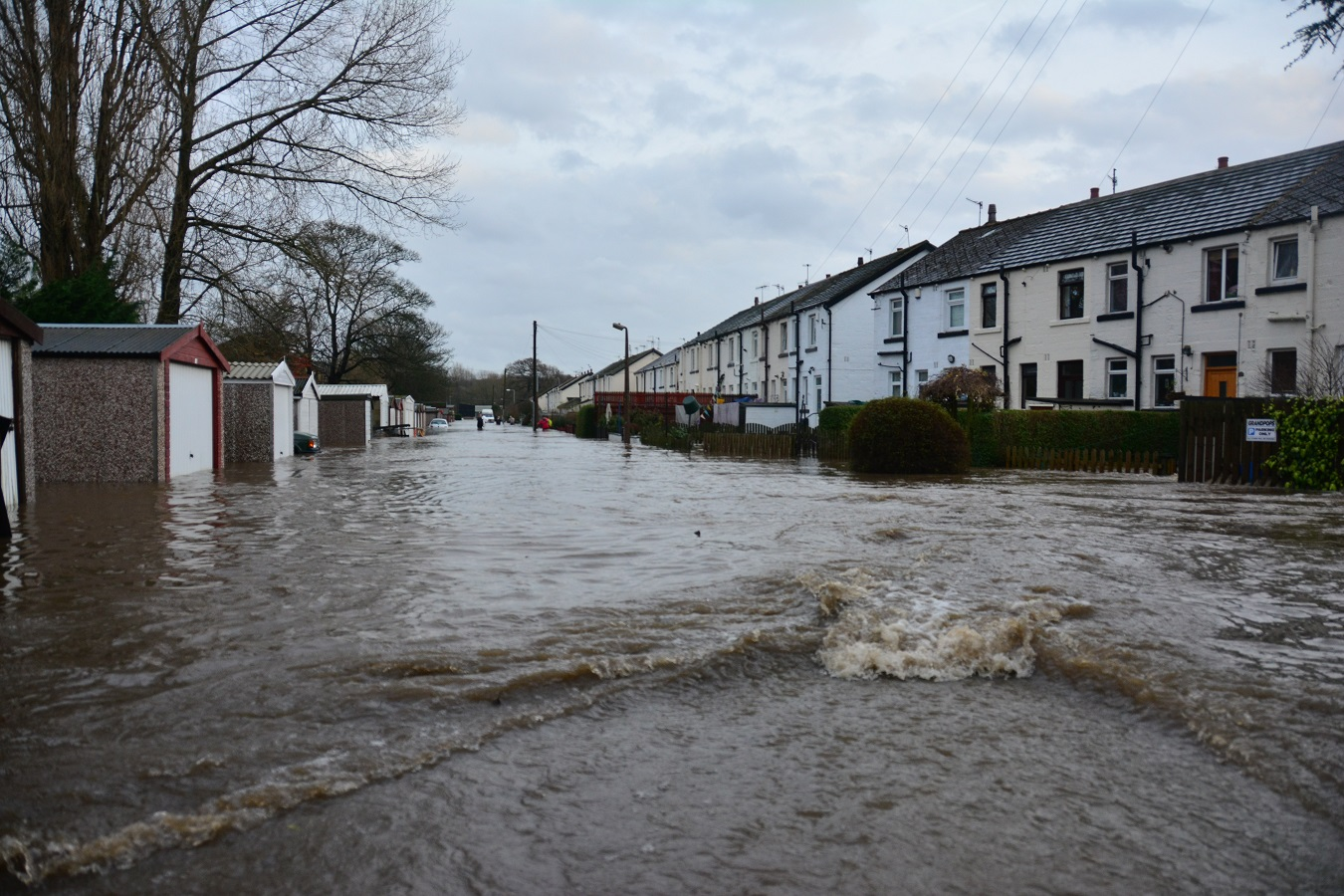 Prevent Flooding from Heavy Rainfall
