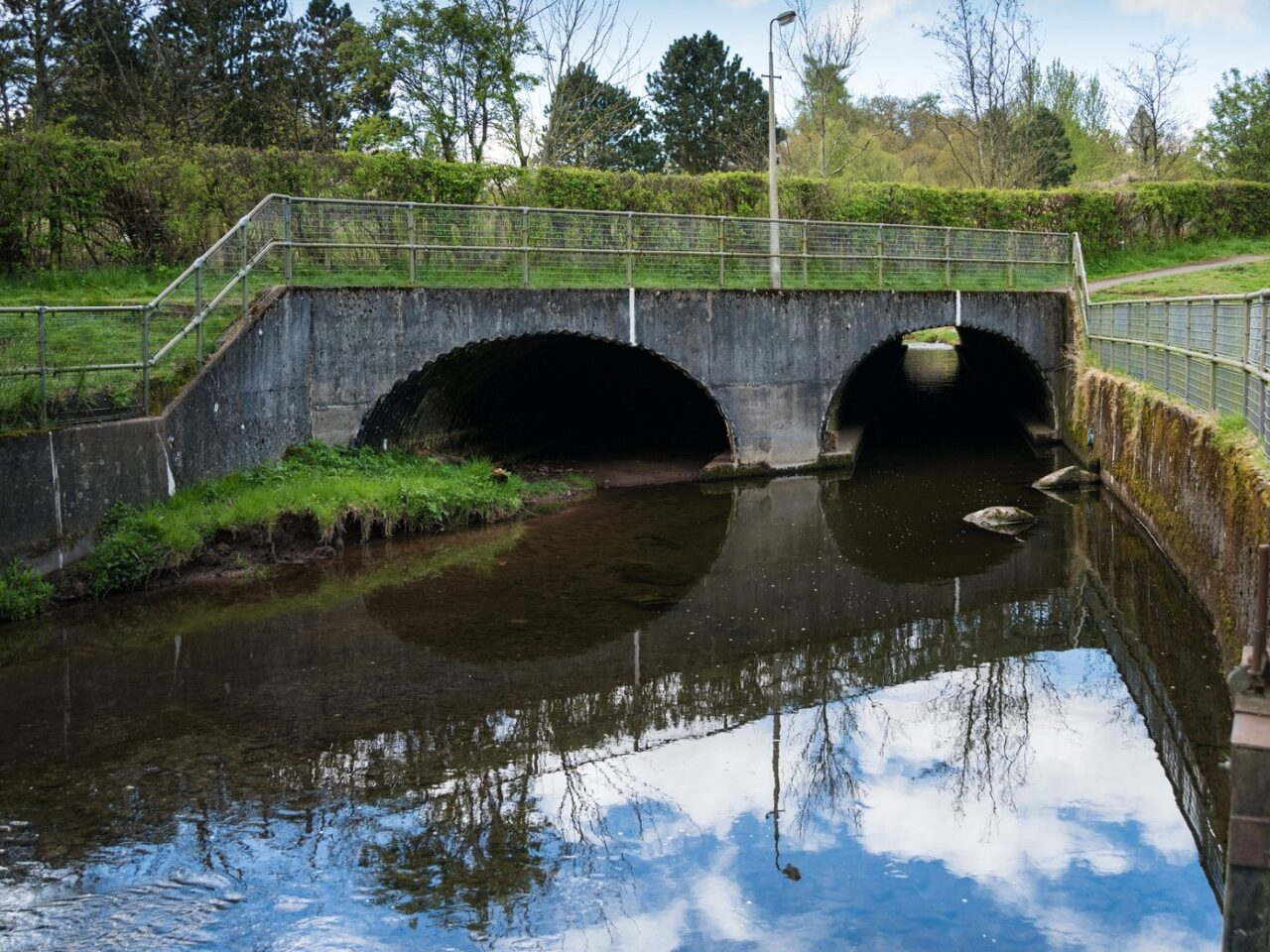 Culvert Cleaning & Inspection