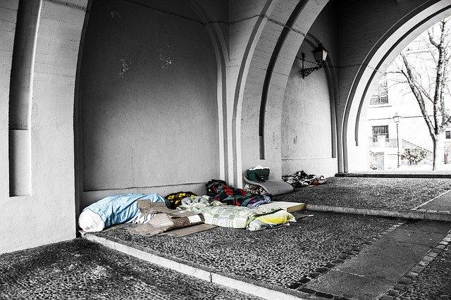 RWB Group Donates to Homeless Charities