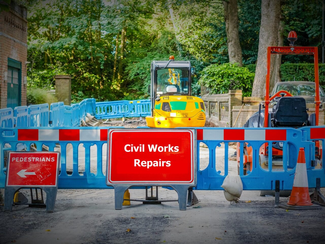 Civil Works maintenance