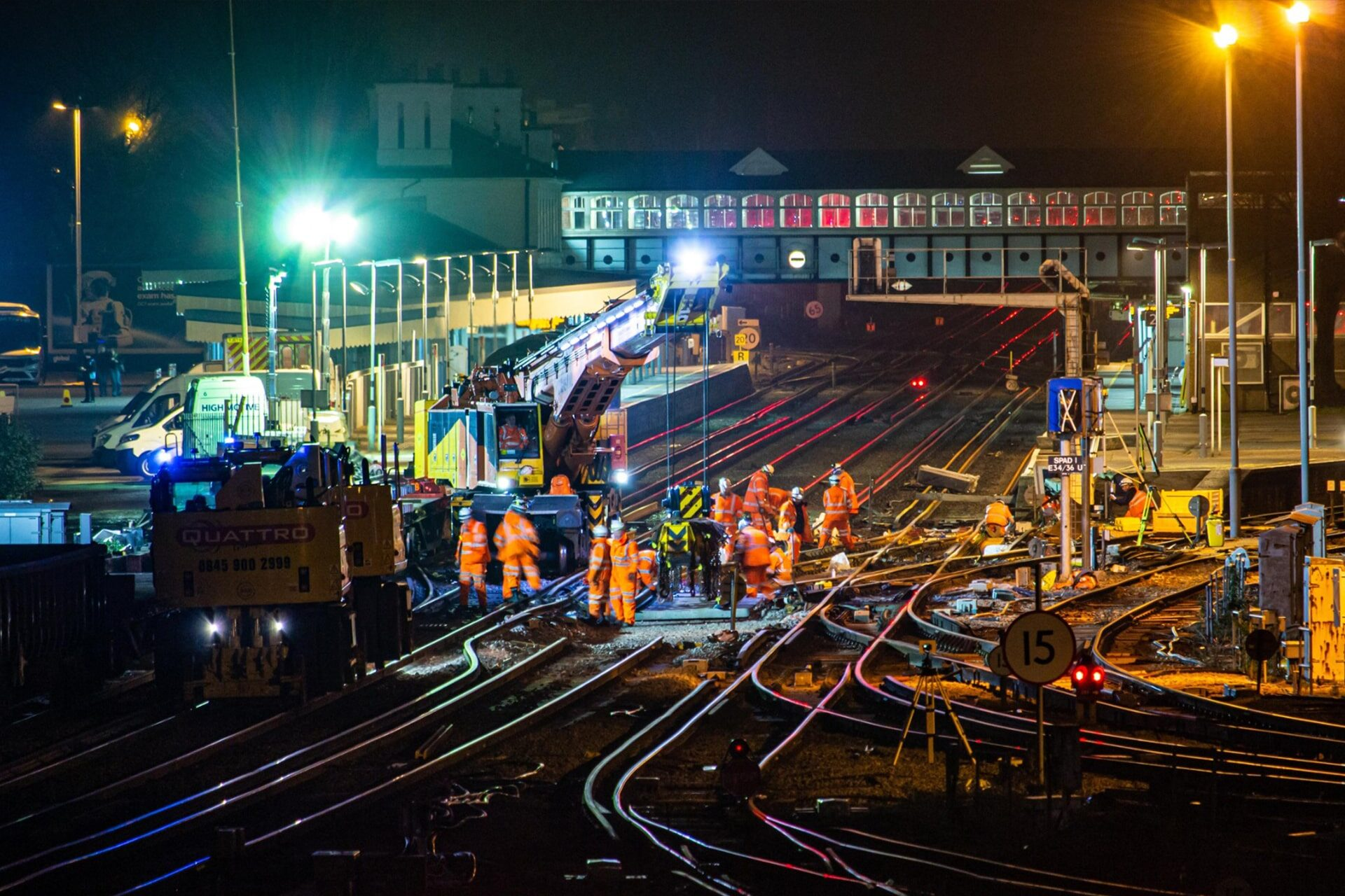 The Importance of Rail and Track Maintenance