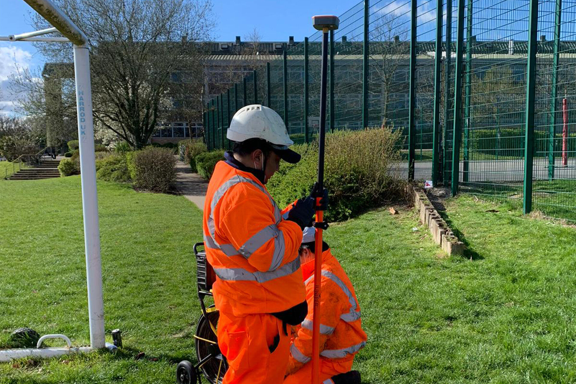 Gathering The Right Utility Data With Specialist Equipment